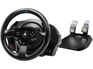 Thrustmaster T300 RS: 1080 Degrees and the First Official Force-Feedback Wheel (PS5, PS4, PC)