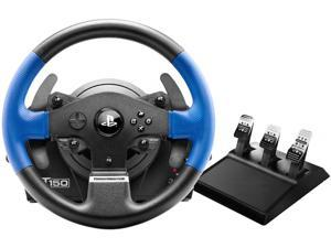 Thrustmaster T150 PRO Racing Wheel with T3PA Wide 3-Pedal Set - PS4/PS3/PC