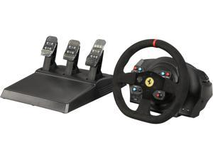 Thrustmaster T300 Ferrari Integral RW Alcantara Edition Racing Wheel - PlayStation 4