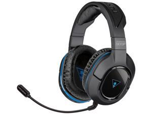 Turtle Beach Ear Force Stealth 500P Premium Fully Wireless Gaming Headset with DTS Headphone:X 7.1 Surround Sound for PlayStation 4, PlayStation 3, and Mobile Devices (TBS-3270-01)