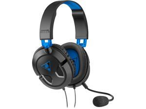 Turtle Beach Ear Force Recon 50P Stereo Gaming Headset for PlayStation 4, Xbox One (compatible w/ new Xbox One Controller), PC/Mac, and mobile devices