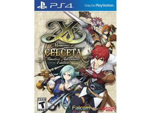 Memories Of Celceta Timeless Adventure Edition - PlayStation 4