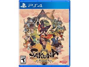 Sakuna: Of Rice and Ruin - PlayStation 4