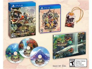 Sakuna: Of Rice And Ruin - Devine Edition - PlayStation 4