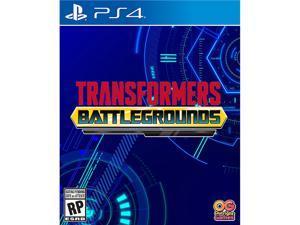 Transformers Battlegrounds - PlayStation 4