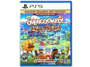 Overcooked! All You Can Eat - PS5 Video Games