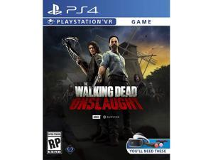 The Walking Dead Onslaught - PlayStation 4