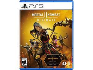 Mortal Kombat 11 Ultimate Edition - PS5 Video Games