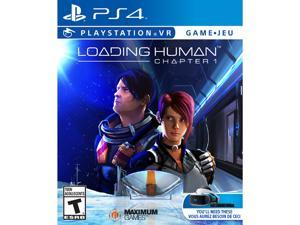 Loading Human - PlayStation 4