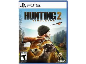 Hunting Simulator 2 - PS5 Video Games