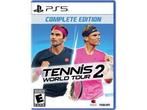 Tennis World Tour 2 - PS5 Video Games