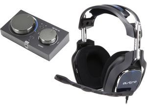 ASTRO Gaming A40 TR Headset + MixAmp Pro TR for PS5, PS4 and PC-Black