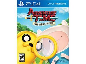 Adventure Time: Finn and Jake Investigations PlayStation 4