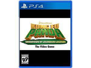 Kung Fu Panda: Showdown of Legendary Legends PlayStation 4