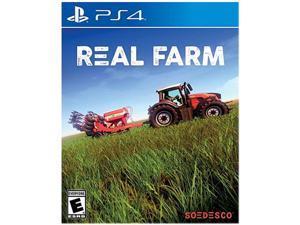 Real Farm Sim - PlayStation 4