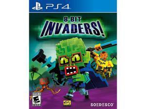 8 Bit Invaders - PlayStation 4