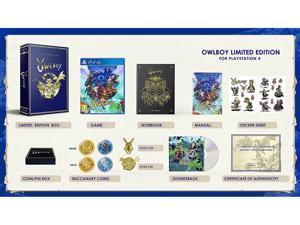 Owlboy Limited Edition - PlayStation 4