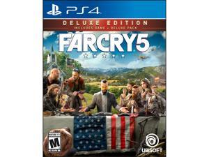 Far Cry 5 Deluxe Edition - PlayStation 4