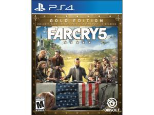 Far Cry 5 Steelbook Gold Edition - PlayStation 4