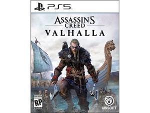 Assassins Creed Valhalla - PS5 Video Games