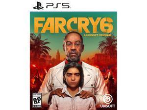 Far Cry 6 Standard Edition- Playstation 5