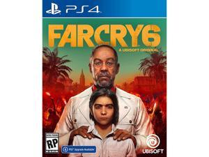 Far Cry 6 Standard Edition - Playstation 4