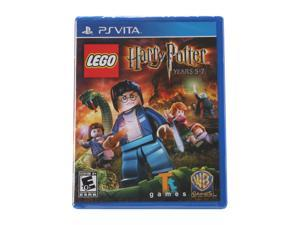 Lego Harry Potter Years 5-7 PS Vita Games