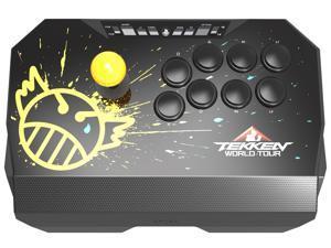Qanba Drone Joystick Tekken World Tour Edition - PlayStation 4, PlayStation 3 and PC