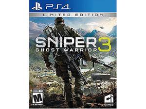 Sniper Ghost Warrior 3 Limited Edition - PlayStation 4