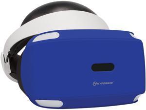 Hyperkin M07259-BU GelShell Headset Silicone Skin for PS VR Blue