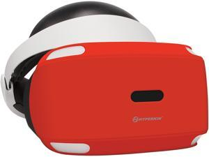 Hyperkin M07259-RD GelShell Headset Silicone Skin for PS VR Red