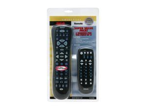 RCA RCU800B Universal Infrared Remote Control Pack w/ RCU403 Bonus