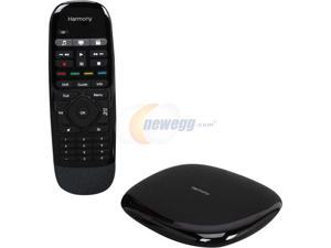 Logitech Certified Refurbished Harmony Smart Control (915-000194) w/ Smartphone App & Simple All-In-One Remote