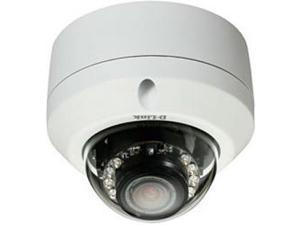 D-Link DCS-6314 2MP Full HD WDR Weatherproof Vandal-proof Outdoor Dome PoE IP Camera (ONVIF)