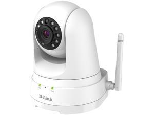 D-Link DCS-8525LH Full HD 1080P Pan & Tilt Wi-Fi Security Camera w/ Local and Cloud Recording Options, and Stream & Cast
