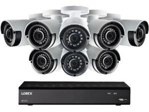 Lorex LHA21081TC8LC 8 Channel DVR Security System with 8 1080p Cameras