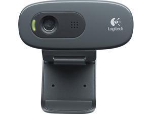 Logitech C270 3 M Effective Pixels USB HD Webcam