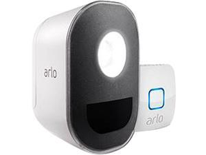 Arlo Smart Home Security 1 Light Kit (ALS1101) Wireless, Weather Resistant, Motion Sensor, Indoor/Outdoor, Multi-colored LED, Works with Alexa (Camera not included)