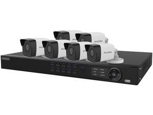 LaView LV-KN988P86A4 Premium IP Surveillance System 8 Channel NVR + 6 x Full HD 1080P Day / Night In / Outdoor Cameras (No HDD Included, Sold Separately)
