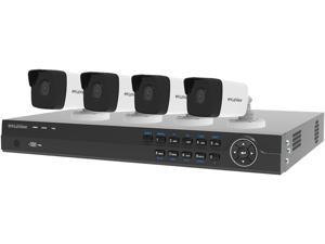 LaView 4MP 2688 x 1520P Full PoE IP Camera Security System, 8 Channel H. Surveillance Systems, Home Video Monitoring - Newegg.com