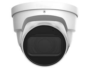 Laview Saturn Professional 8MP WDR IR Eyeball Network Camera