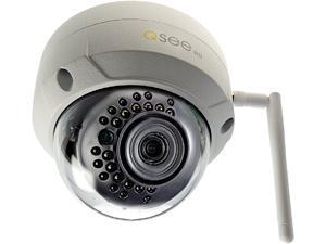 Q-see IP 4MP HD Varifocal Dome Security Camera (QTN8044D) - Newegg com