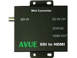 Avue SDH-R01 HD-SDI to HDMI Converter