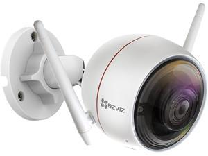 EZVIZ C3W / ezGuard HD 1080p - Wireless Wi-Fi Security Camera with Remote Activated Alarm System