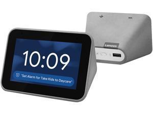 Lenovo ZA4R0002US Smart Clock with the Google Assistant