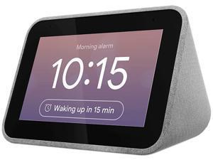 Lenovo ZA4R0037US Smart Clock with the Google Assistant