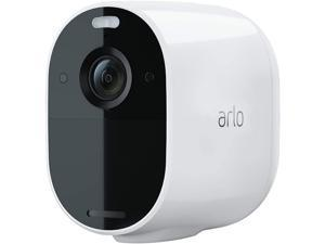 Arlo Essential Spotlight Camera, Wire-Free 1080p Integrated Spotlight, Color Night Vision, 2-Way Audio, Rechargeable Battery, Direct to WiFi - No Hub Needed, Works with Alexa & Google Home