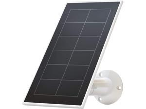 Arlo Essential Solar Panel Charger, Weather Resistant, 8ft Power Cable, Adjustable Mount, (Only Compatible with Arlo Essential Camera)