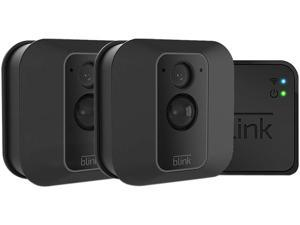 Blink XT2 Outdoor/Indoor Smart Security Camera - 2 Camera Kit with Cloud Storage Included, 2-way Audio, 2-year Battery Life