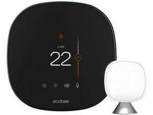 Ecobee EB-STATESC-01 SmartThermostat with Voice Control